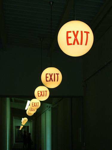Exit Hamburg HBF Gallery, Berlin
