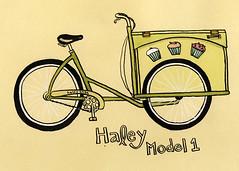 haley trike model 1