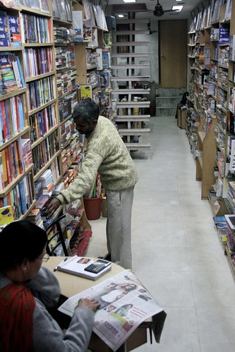 City Hangout – A Booklover's Connaught Place