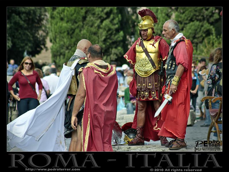 Roma - Una de romanos