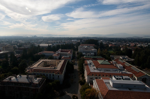 View from the Campanile, UC Berkeley
