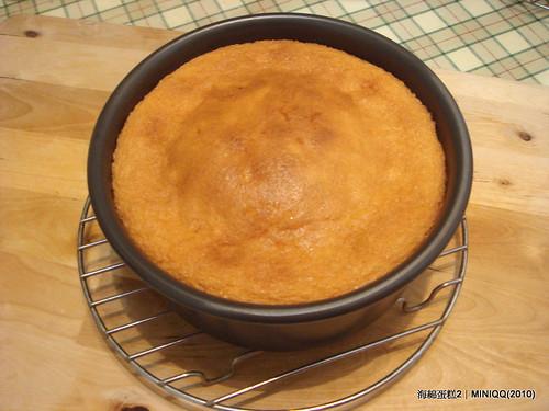20101213 Sponge Cake-2 _20