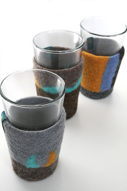 Glass Cozies