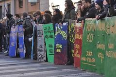 (mkarco) Tags: roma 14 libri dicembre 2010 studenti manifestazione corteo governo scontri sfiducia