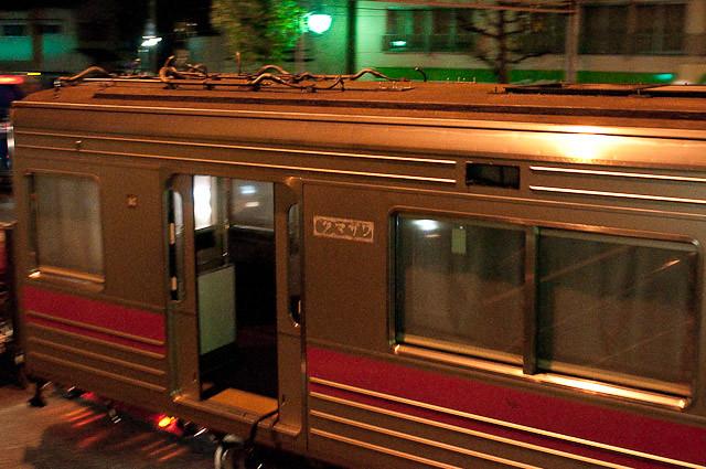 東急電鉄9000系9008F デハクマザワ陸送