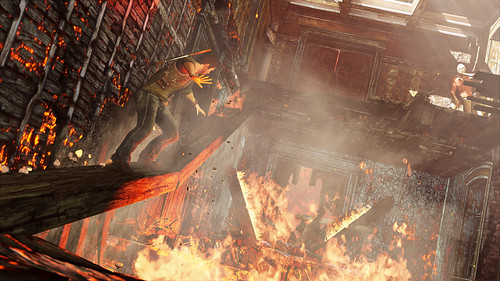 UNCHARTED 3: Drake's Deception gameplay screenshot