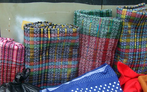Guatemalan textiles for skirts