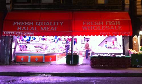 Carniceria Brixton Market