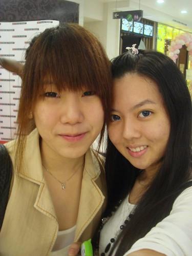 Allycia and Chee Li Kee