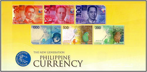The New Generation Philippine Currency (1 of 25)