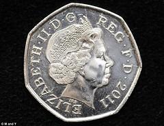 2011 50 Pence