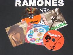 Music Tour Of The World (rutaloot) Tags: records rock mexicana punk cd pop vogue musica funk theramones trojan strut theclash francoisehardy pepeguizar