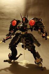 11 (L-4-Lego) Tags: lego blackknight mecha fss moc fivestarstories mortarheadd vatshu