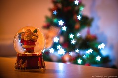 Merry Christmas !!! (Christophe_A) Tags: santa christmas new light tree ball stars happy 50mm nikon bokeh year tripod led explore merry claus f18 christophe explored sigma18200os christopheanagnostopoulos χριστοφοροσαναγνωστοπουλοσ χριστόφοροσαναγνωστόπουλοσ