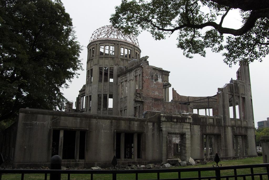 Hiroshima Atomic Bomb Dome #1