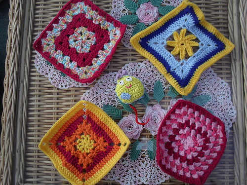 Isolde (Netherlands) Your Squares arrived this morning! Your little La Zouzita too, simply gorgeous thank you!