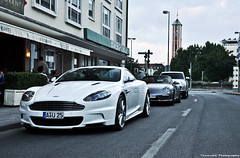 Aston Martin DBS (ThomvdN) Tags: beauty photoshop germany munich nikon power martin july s automotive cayenne porsche soul thom vr aston 4s carrera 2010 dbs cabriolet lightroom carphotography 997 18105 cs3 d5000 thomvdn