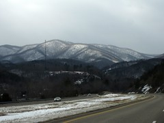 The Mountains of Virginia