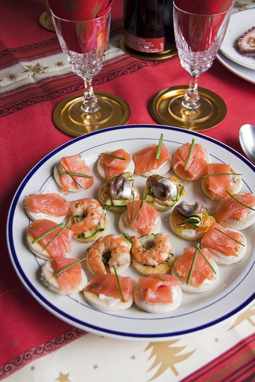 Antipasti Di Pesce Natale.Cucina E Altre Passioni Le Ricette Di Natale Prima Parte