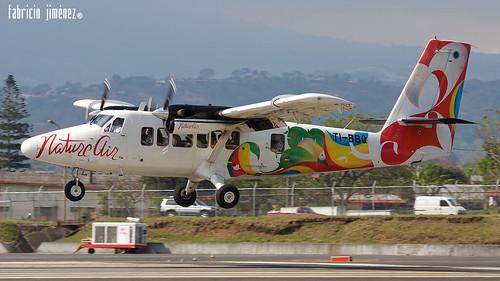 Vé máy bay Nature Air