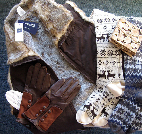 Shopping: warm & cozy winter