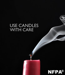 Use Candles With Care (Kyle Meadows Photography) Tags: red black macro closeup studio candle smoke tripod campaign wick productphotography nikonsb600 redcandle kenkoextensiontube nfpa singlestrobe nikond90 smokephotography silverreflector 55200mmvrlens nationalfireprotectionasociation