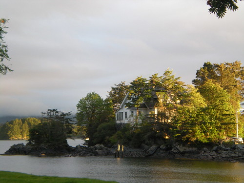 House in Sitka, Alaska