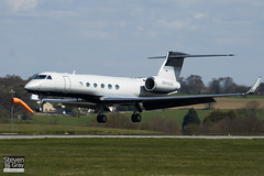 N846QM - 626 - Private - Gulfsteam V - Luton - 100421 - Steven Gray - IMG_0166