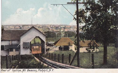 Foot of Incline Railway Beacon NY