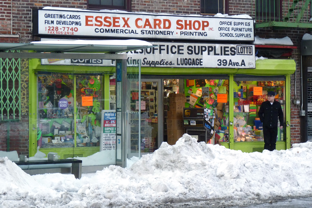 Essex Card Shop