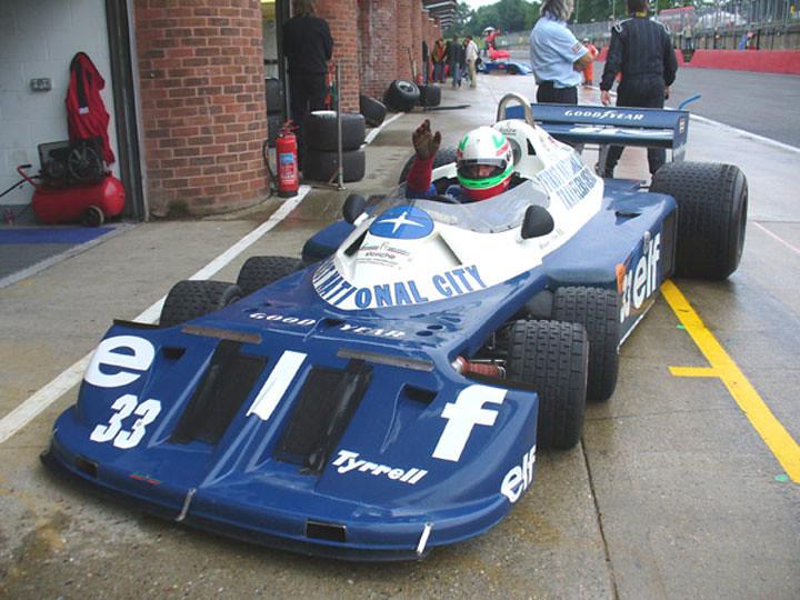 Patrick Depailler_F1 Tyrrell