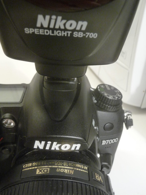 Nikon D7000 w/ SB-700 Mounted - 2