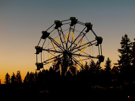 Island County Fair in Langley
