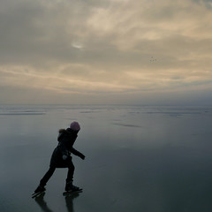 Samantha skating on the infinite sea of ice (Bn) Tags: winter lake cold holland ice nature netherlands dutch sport speed season frozen geese topf50 tour child iceskating skating smooth thenetherlands reserve freeze enjoy skate skater wilderness wintertime viking frigid topf100 glas thick pleasure emptiness breathtaking flevoland lelystad iceskate wetland belowzero waterland almere ijs schaatsen noren genieten schaats oostvaardersplassen ijspret elfstedentocht yourney leegte naturalice 100faves 50faves natuurijs elevencitiestour seaofice oostvaardersdijk ijzers schaatstocht bevrorenmeer skatingonnaturalice dutchskaters schaatseninwaterland skateoutdoor schaatsgekte ijstochten lakefreezeover dichtbevroren 30december2010 ijsoppervlakte schaatsrijders 20cmthickice elfstedendtocht