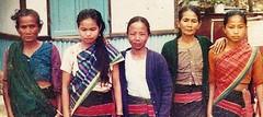 Rubessuri Chakma and her friends (Chakma Lega Publication) Tags: chakma mizoram venpragyajyoti chakmabhante jugendra