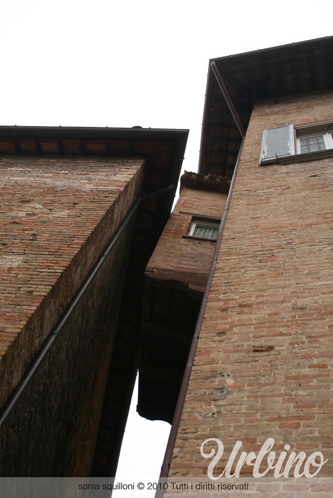 Urbino, il borgo