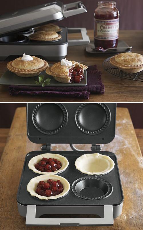 Culinary 52: Kitchen Gadgets: Williams & Sonoma Breville Individual Pie Maker