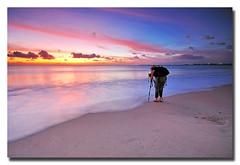 Jimbaran Beach Sunset, Bali Indonesia (Nora Carol) Tags: sunset bali seascape indonesia beachphotography jimbaranbeach nikond90 sunsetinbali noracarol cokingndfilters