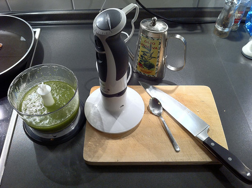 Pesto Man is in da house!