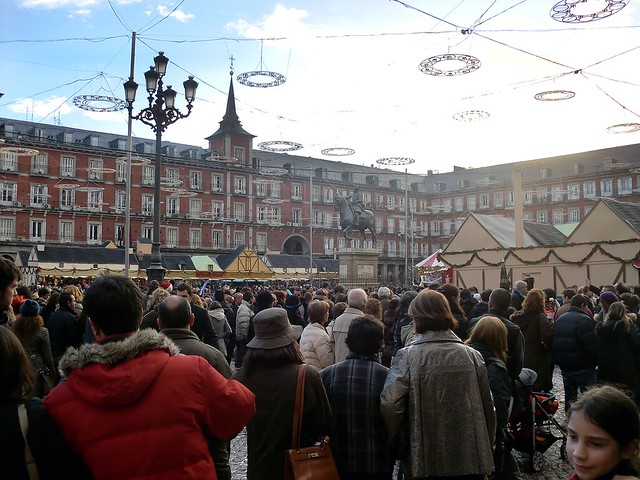 Plaza Mayor, Madrid 01