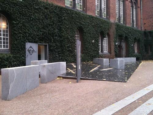 Daniel Libeskind: Dansk Jødisk Museum, Danish Jewish Museum, in Copenhagen (2010) - a photo on ...