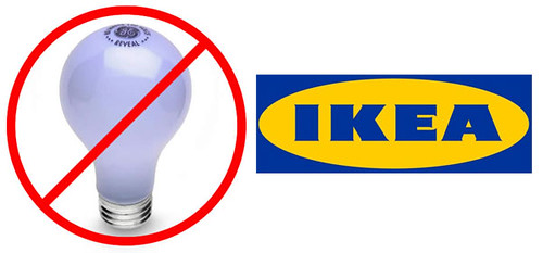 Anti-Incandescent IKEA