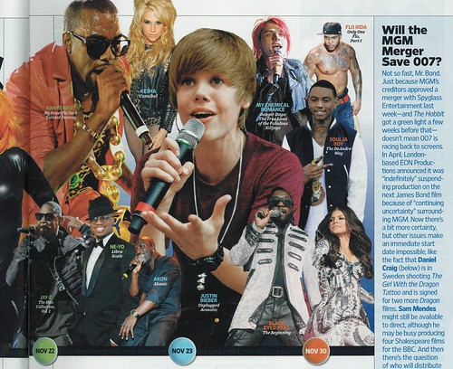 Entertainment Weekly November 12, 2010