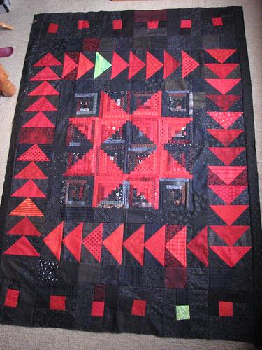 quilt top complete