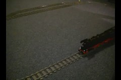 Movie of the BR 01 1075 running on Lego tracks (Johan_vd_Heuvel (Teddy)) Tags: city train town lego engine steam locomotive moc 1075 br01 br011075