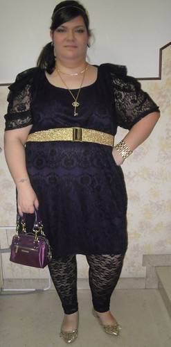 New Year's Eve outfit