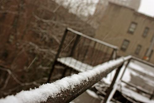 January 07. 2011 Snow
