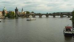Charles Bridge (uempe (only sporadically here)) Tags: city bridge tower church water digital river francis boot boat town photo wasser europa europe theater ship foto prague theatre capital hauptstadt watertower kirche prag praha tschechien tschechischerepublik unescoworldheritagesite unesco worldheritagesite panasonic most stadt czechrepublic narodnidivadlo brücke fluss turm charlesbridge altstadt oldtown 2009 schiff vltava unescoworldheritage wasserturm nationaltheatre worldheritage whs ceskarepublika karluvmost nationaltheater franziskus czechia staremesto karlůvmost moldau welterbe unescowelterbe staréměsto karlsbrücke cesko unescowhs česko českárepublika národnídivadlo oldtownbridgetower prageraltstadt panasoniclumixdmcfz7 staroměstskámosteckávěž altstädterbrückenturm staromestskamosteckavez