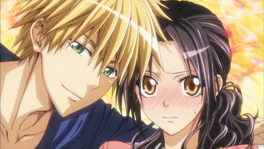 Misaki & Usui
