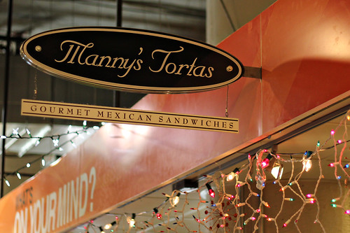 Manny's Tortas at Midtown Global Market